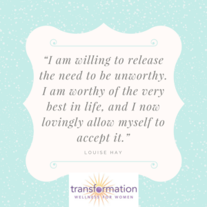 Louise Hay I am willing to release